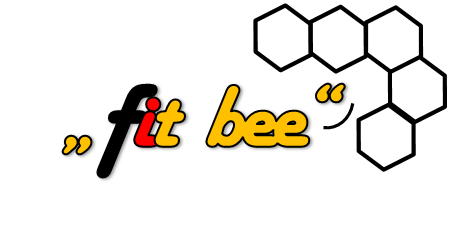 "Logo ""Fit Bee"""